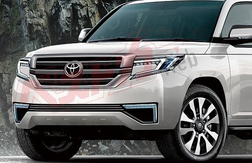 Next Gen Toyota Land Cruiser Coming In  With New Frame But No V