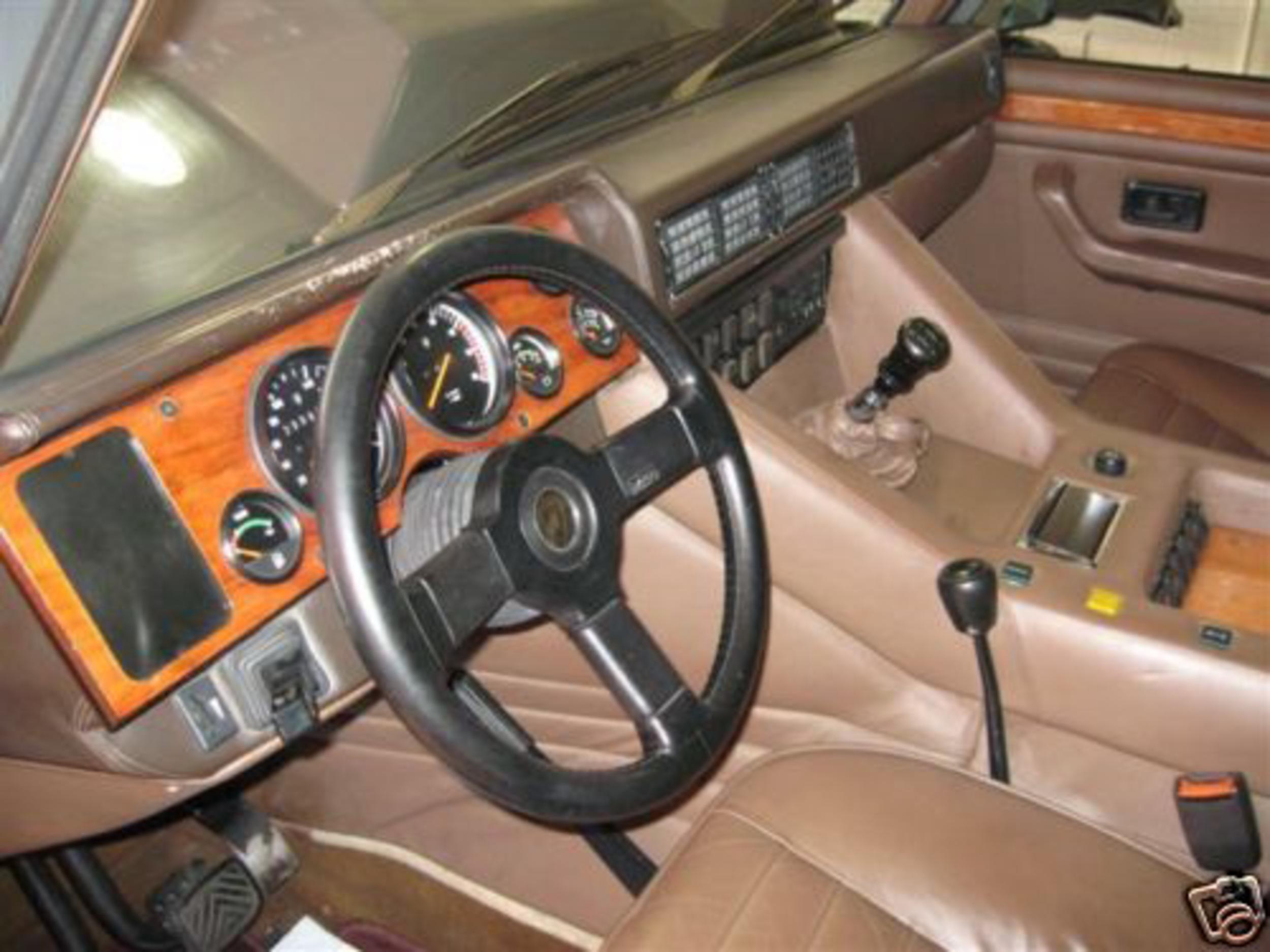 Lamborghini lm002 for sale ebay