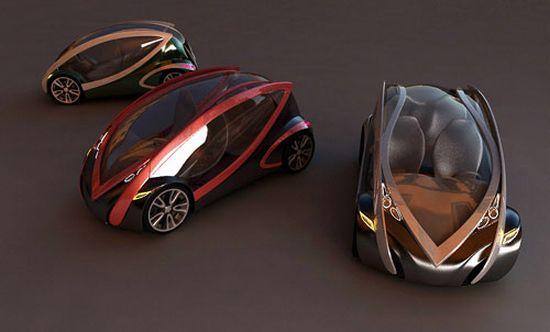 mily concept car