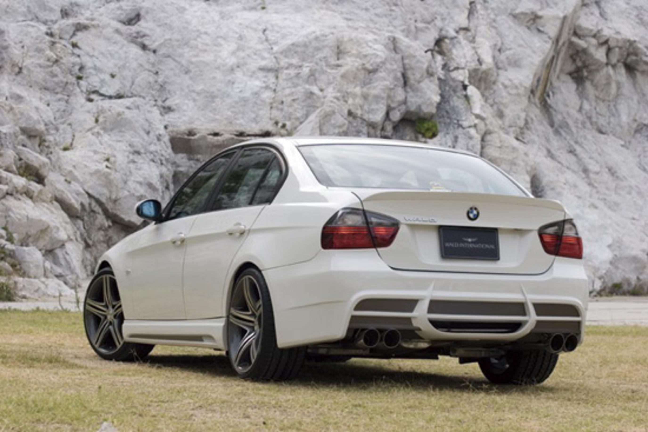 New Bodykit For 3series By Wald International
