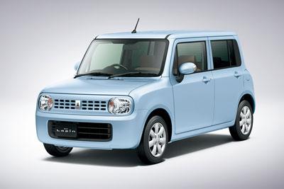2009 Suzuki Alto Lapin