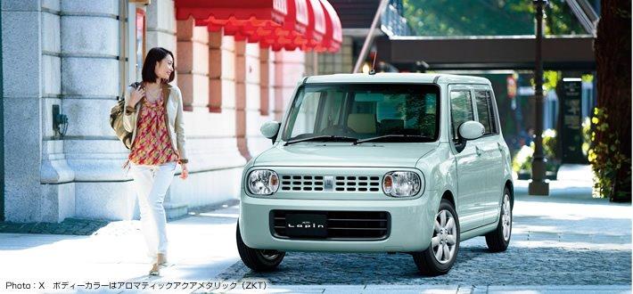 2009-suzuki-lapin-green-front