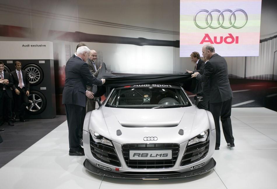 Audi R8 GT3 Essen Launch