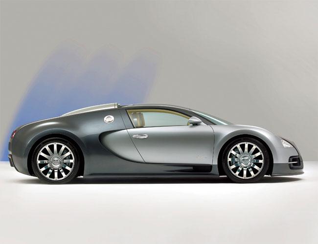 BUGATTI VEYRON WORLD'S FASTEST CAR