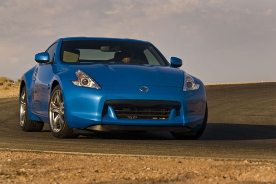 Nissan 370Z arrives in India in January 2010