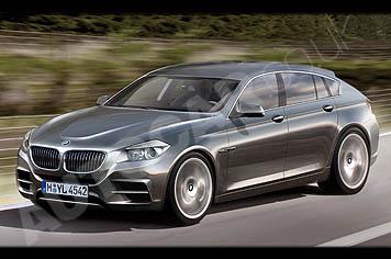 BMW 5 Series Hatchback