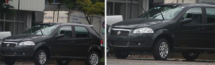 Fiat Palio Facelift India
