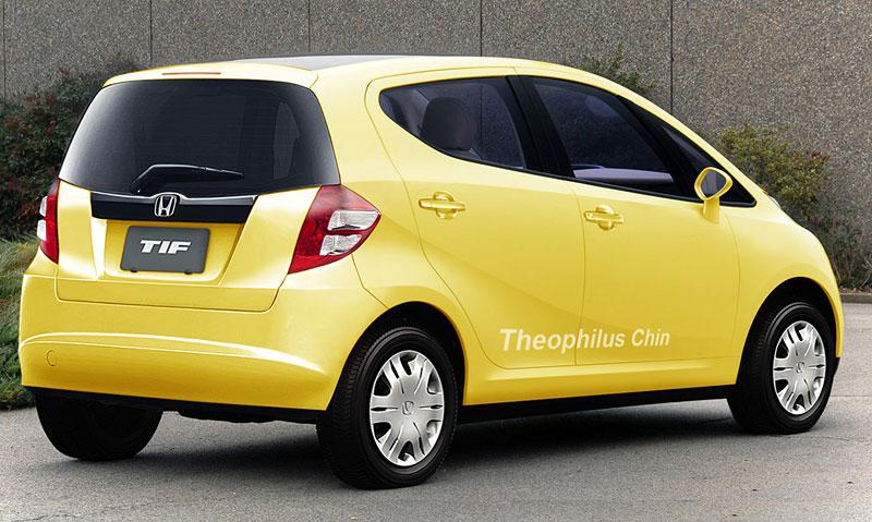 Honda A-Segment Car