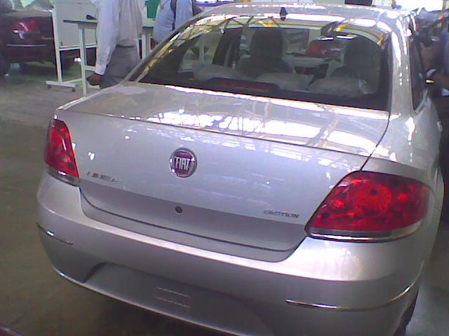 Fiat Linea Exterior