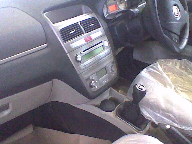 Fiat Linea Interior