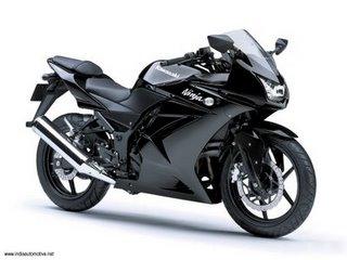 Kawasaki Ninja India