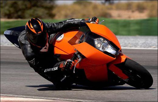 KTM RC8 India