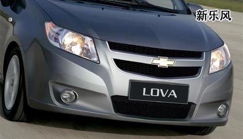 2010 Chevrolet Aveo Rendering