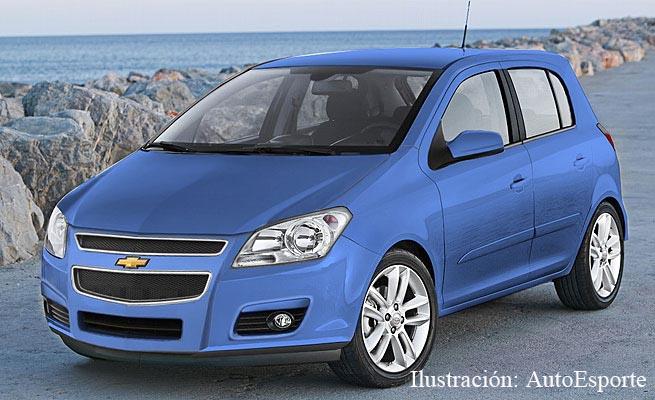 Renderings 2010 Chevrolet Vivaaveo