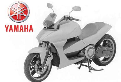 Yamaha-Toyota-hybrid-motorcycle