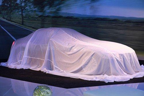 BMW Z4 Unveiling Mumbai