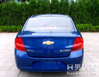New Chevrolet Aveo China - 2