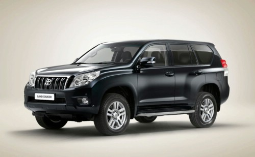 Toyota Land Cruiser Prado diesel india
