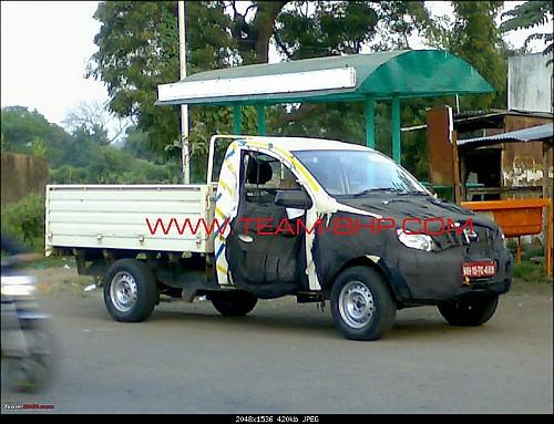 Mahindra_Xylo_pickup_truck