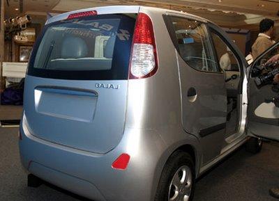 Bajaj_small_car_ULC_compact_car