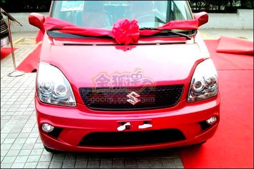 China_Suzuki_Wagon_R_1