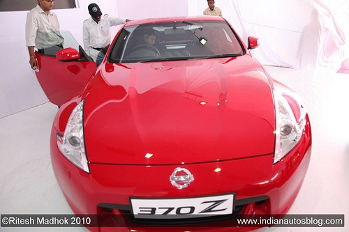 Nissan_370Z_India_launch