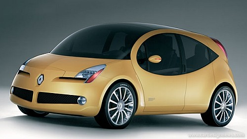 Renault\'s new compact car based on Nissan Micra