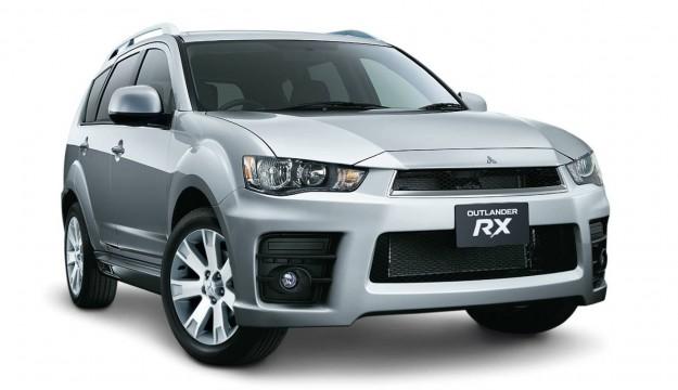 2010 Mitsubishi Outlander RX