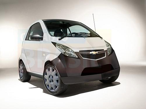 sub-Spark Chevrolet mini car