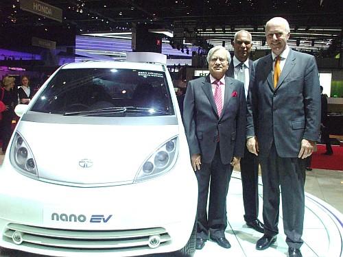 Tata Motors Nano EV-1