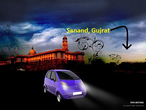 Tata Nano Gujarat Sanand