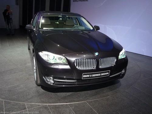 new BMW 5 Series India