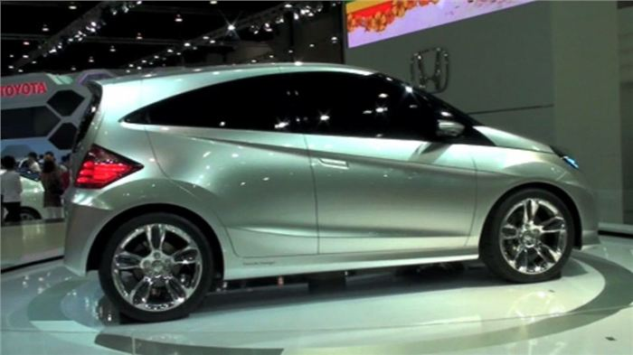 Honda NSC 2CV
