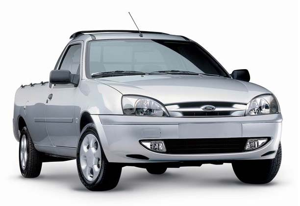 2010 Ford Courier