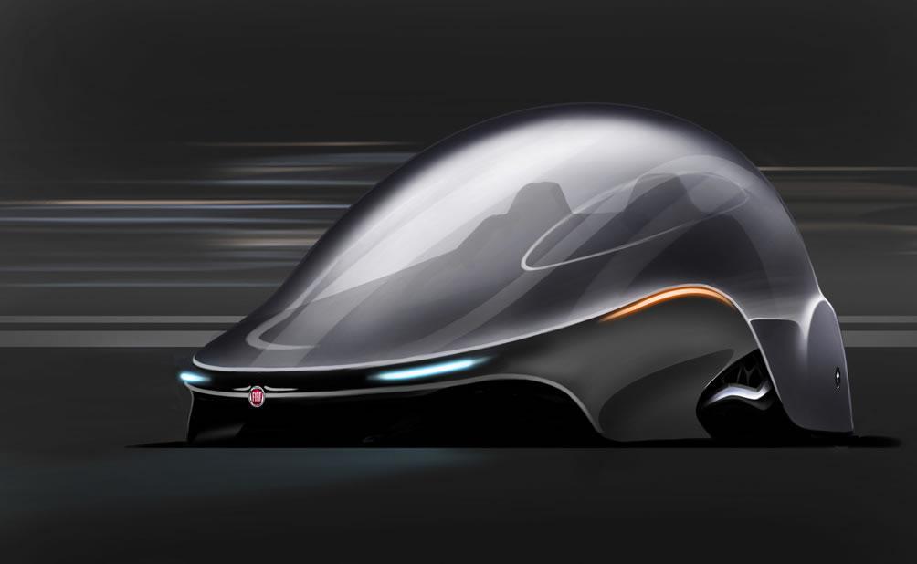 fiat mio FCC 3 concept car - 12