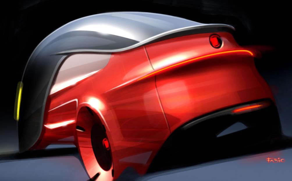 fiat mio FCC 3 concept car - 19