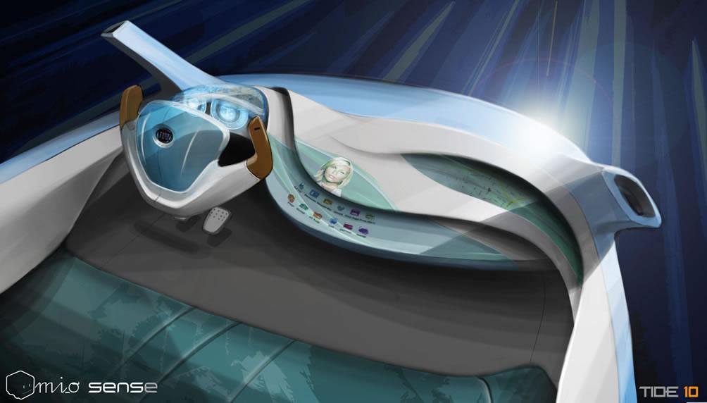 fiat mio FCC 3 concept car - 20