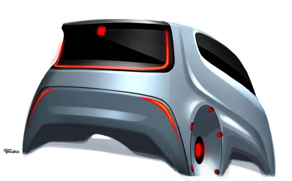 fiat mio FCC 3 concept car - 23