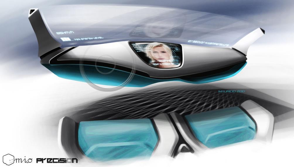 fiat mio FCC 3 concept car - 8
