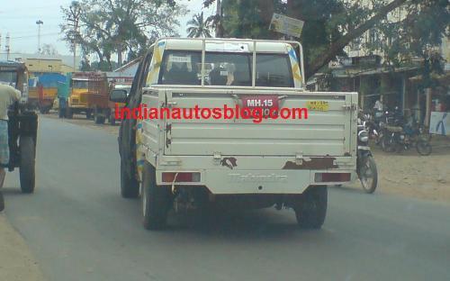 mahindra xylo twincab pickup truck