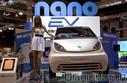 Tata Nano EV Madrid