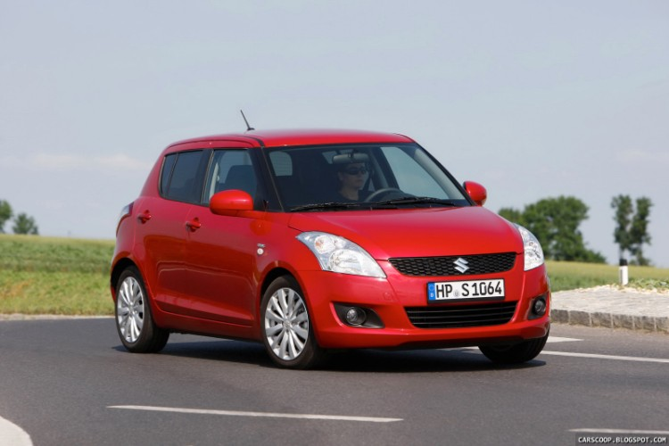 2011 Maruti Suzuki Swift start stop system