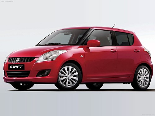 2011 suzuki swift india