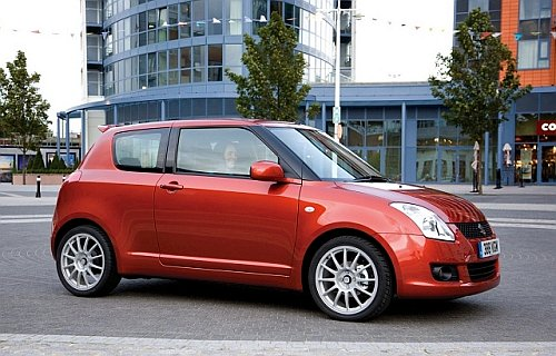 3-door-Suzuki Swift