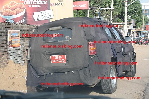 Indian Autos Blog Mahindra World SUV