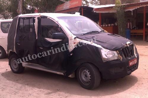 Mahindra Xylo mini MPV