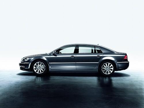 New VW Pheaton India