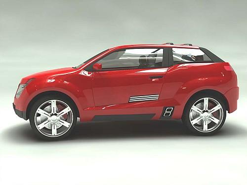Renault Nissan Compact SUV