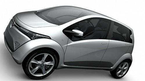 Proton small car