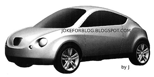 Rendering Seat Skoda small car india